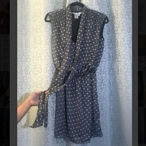 Max Studio Polka Dot Dress